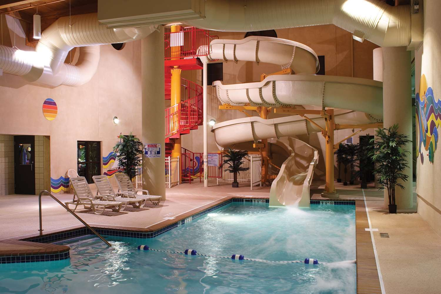Pool Best Western Plus Ramkota Hotel Sioux Falls