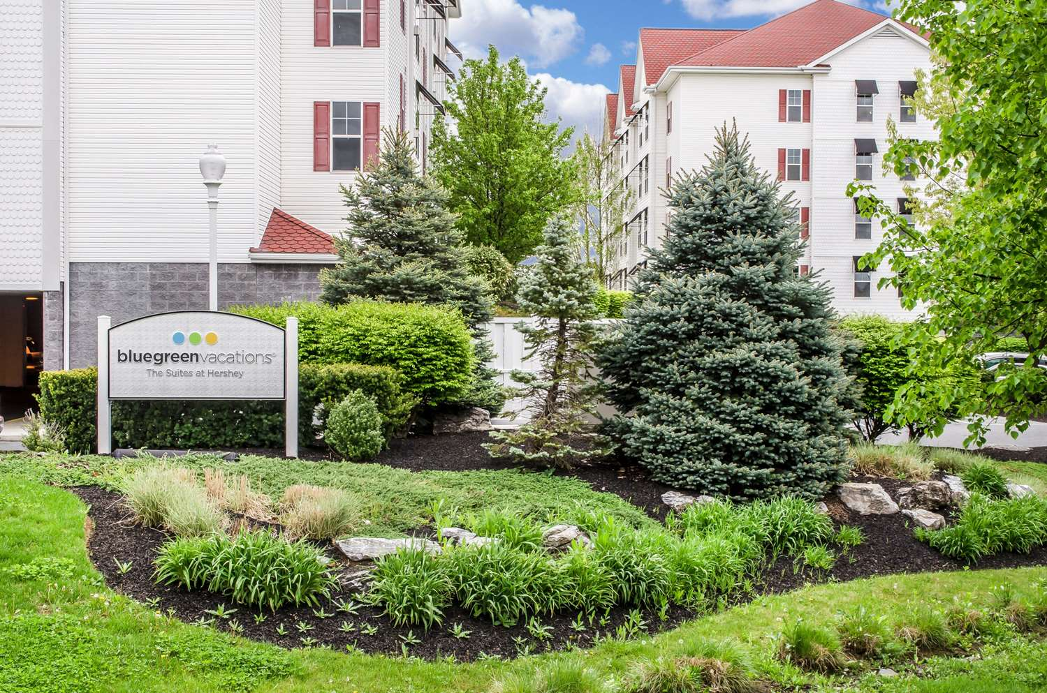 Exterior view - Suites at Hershey by Bluegreen Vacations
