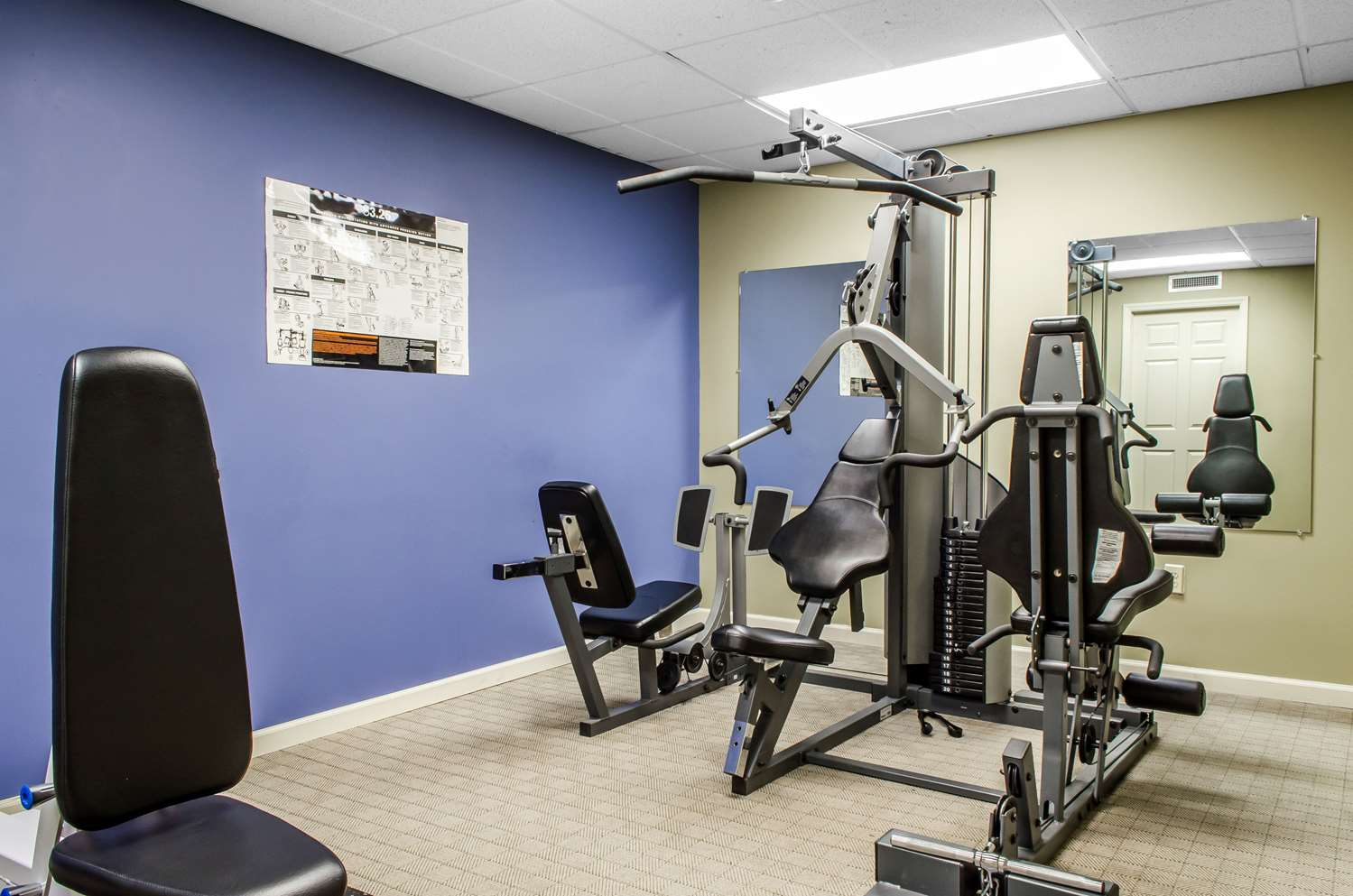 Fitness/ Exercise Room - Suites at Hershey by Bluegreen Vacations