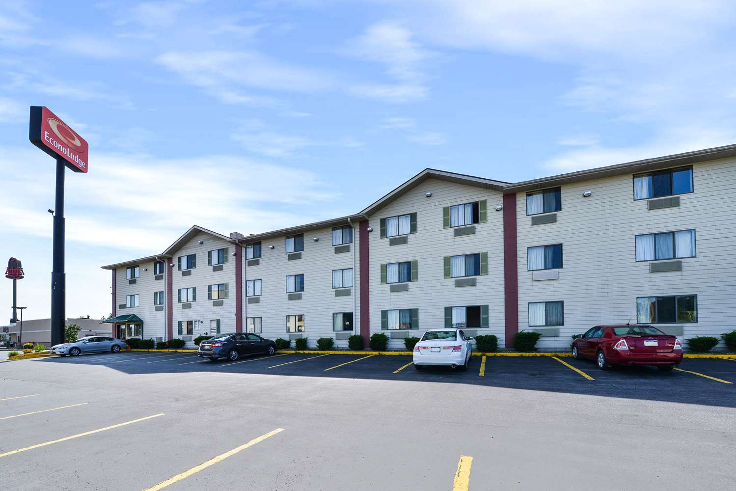 Exterior view - Econo Lodge Somerset