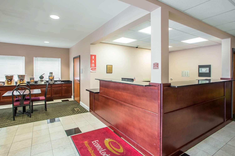 Lobby - Econo Lodge Union Deposit Harrisburg