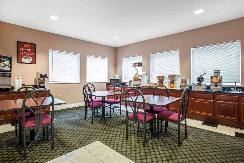 Restaurant - Econo Lodge Union Deposit Harrisburg