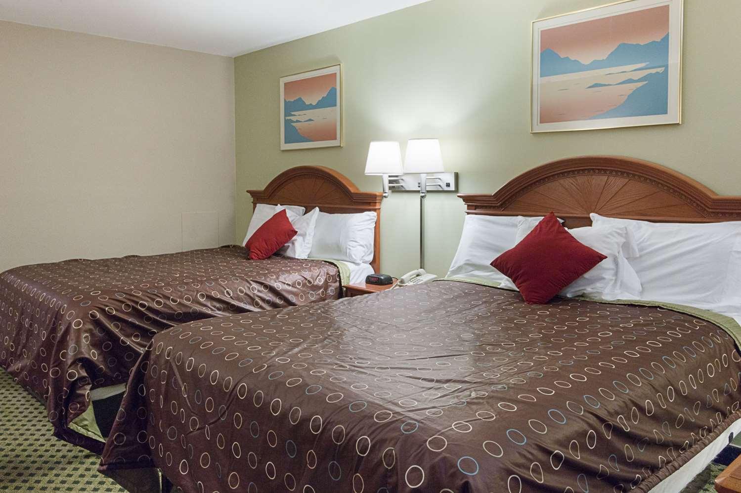Room - Rodeway Inn Milford