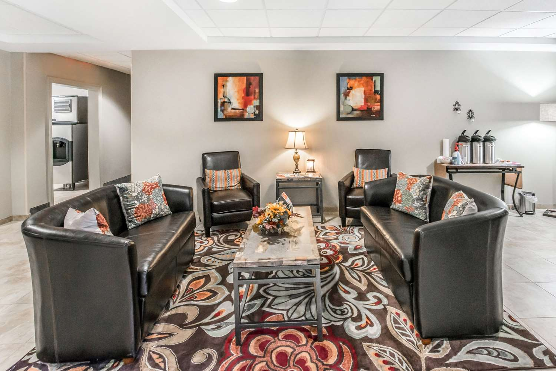 Lobby - Suburban Extended Stay Hotel West Washington