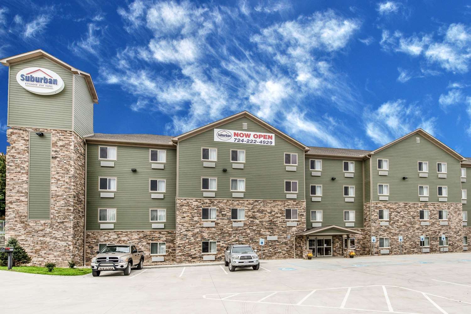 Exterior view - Suburban Extended Stay Hotel West Washington