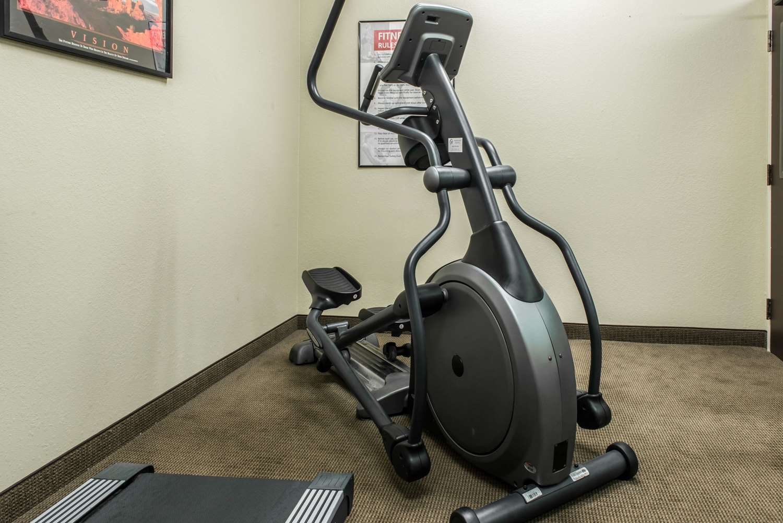 Fitness/ Exercise Room - Sleep Inn & Suites Pittsburgh