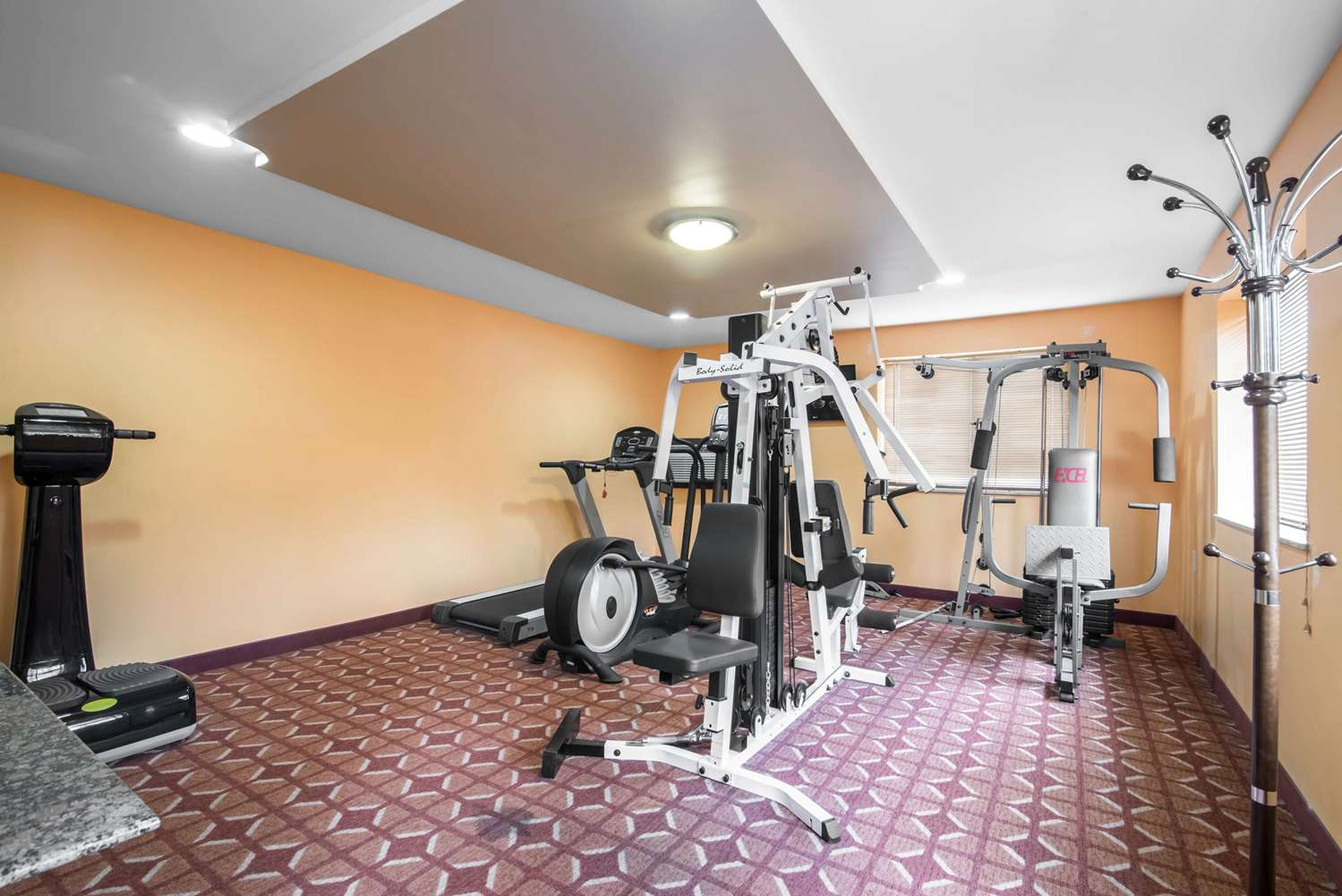 Fitness/ Exercise Room - Rodeway Inn Towanda