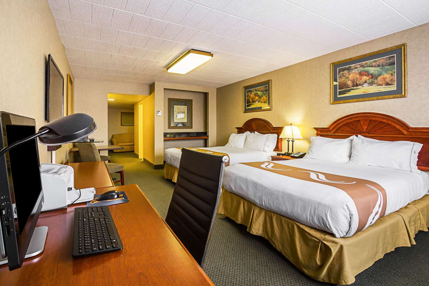 Suite - Quality Inn & Suites Altoona