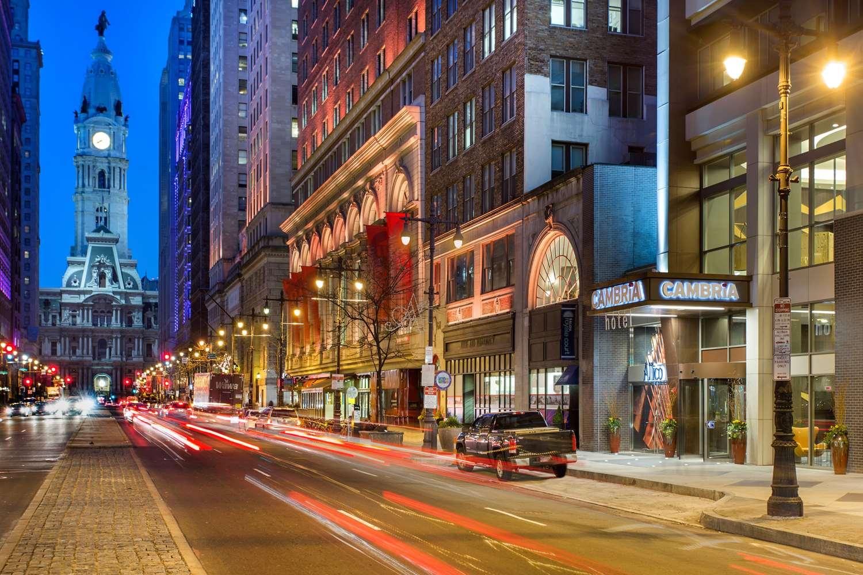 Exterior view - Cambria Hotel & Suites Philadelphia