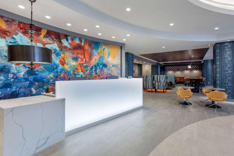 Lobby - Cambria Hotel & Suites Philadelphia