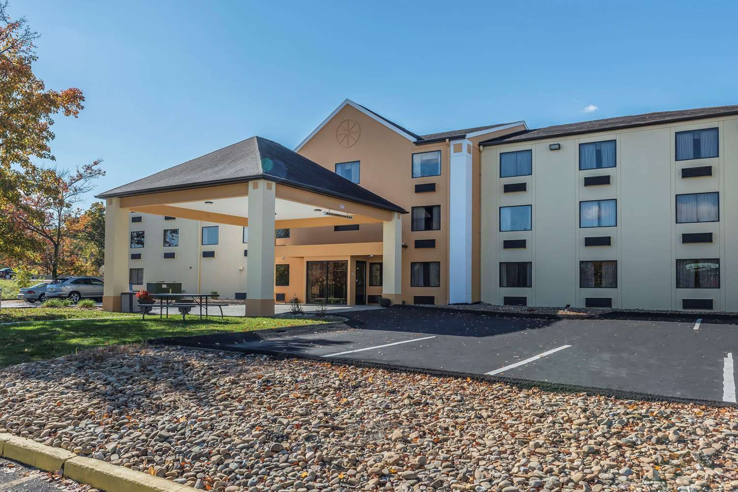 Exterior view - Quality Inn & Suites Harmarville