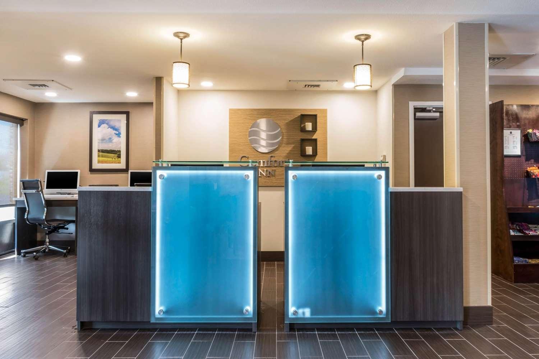 Lobby - Comfort Inn Scotland