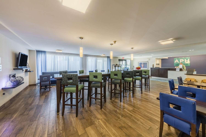 Restaurant - Allentown Park Hotel