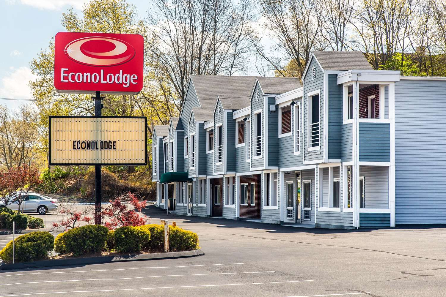 Exterior view - Econo Lodge Cranston