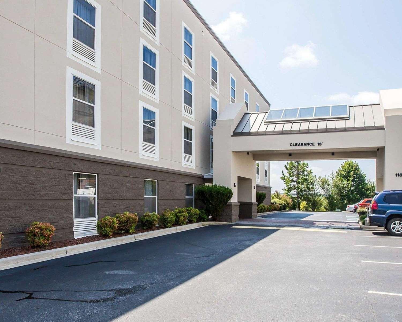 Exterior view - Comfort Suites Anderson
