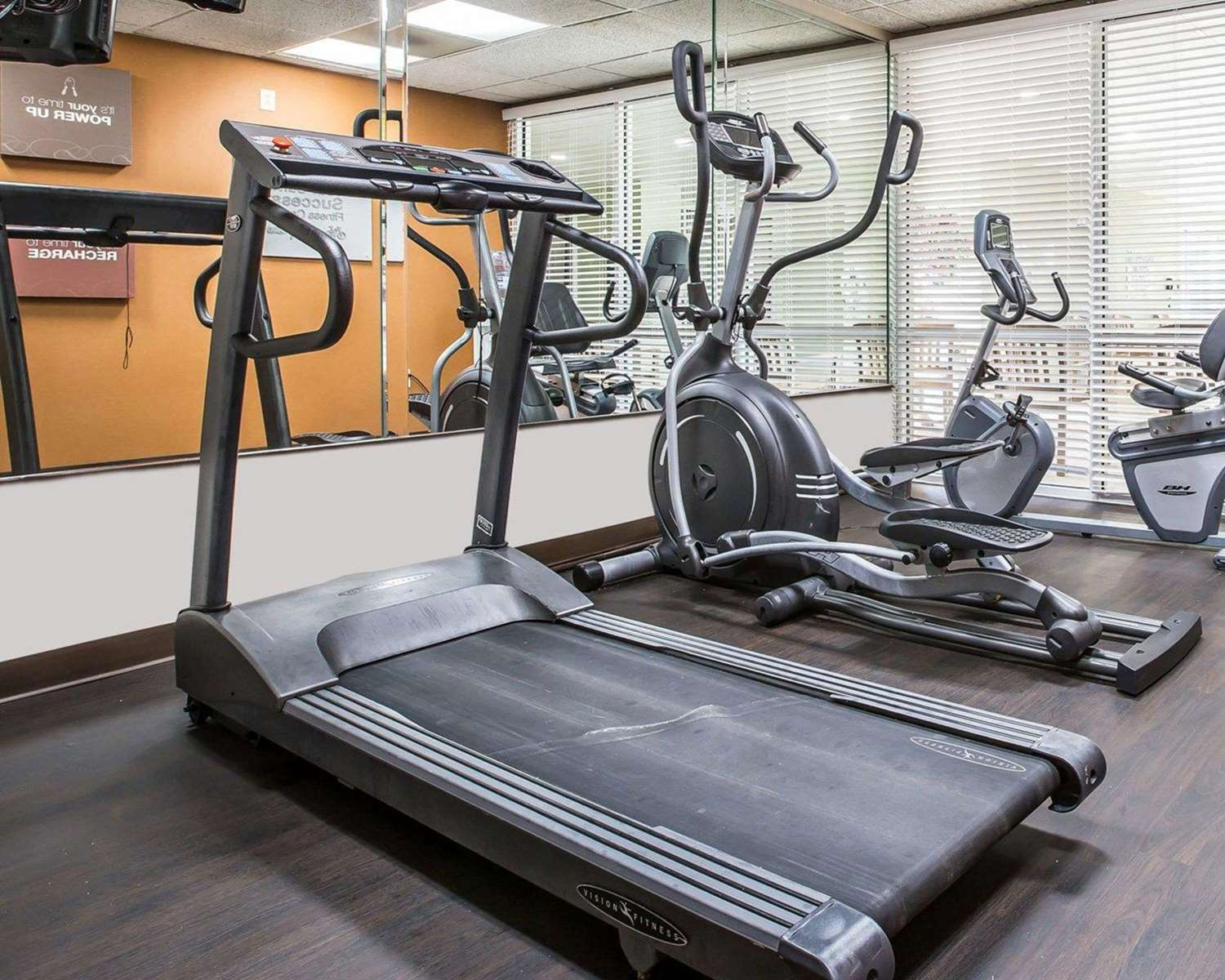 Fitness/ Exercise Room - Comfort Suites Anderson