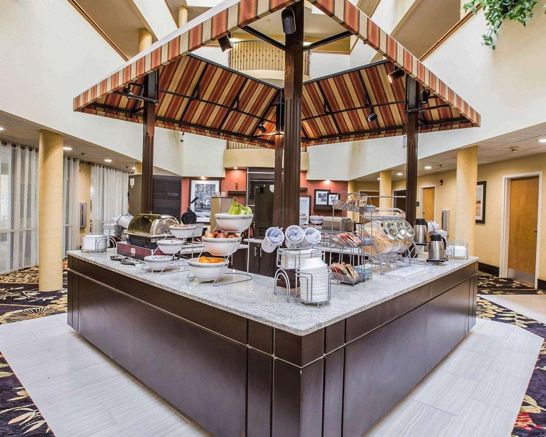 Restaurant - Comfort Suites Anderson