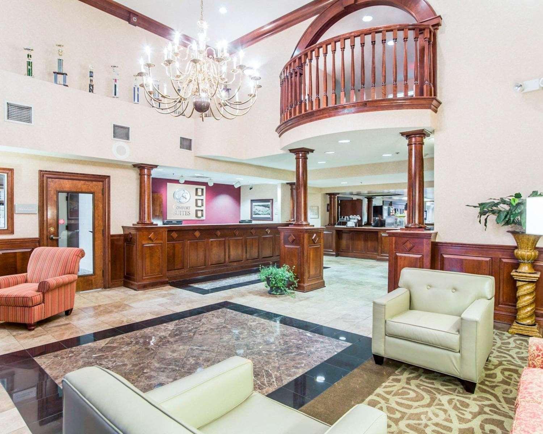 Lobby - Comfort Suites Sumter