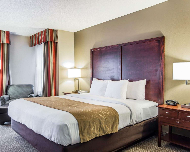 Room - Comfort Suites Sumter