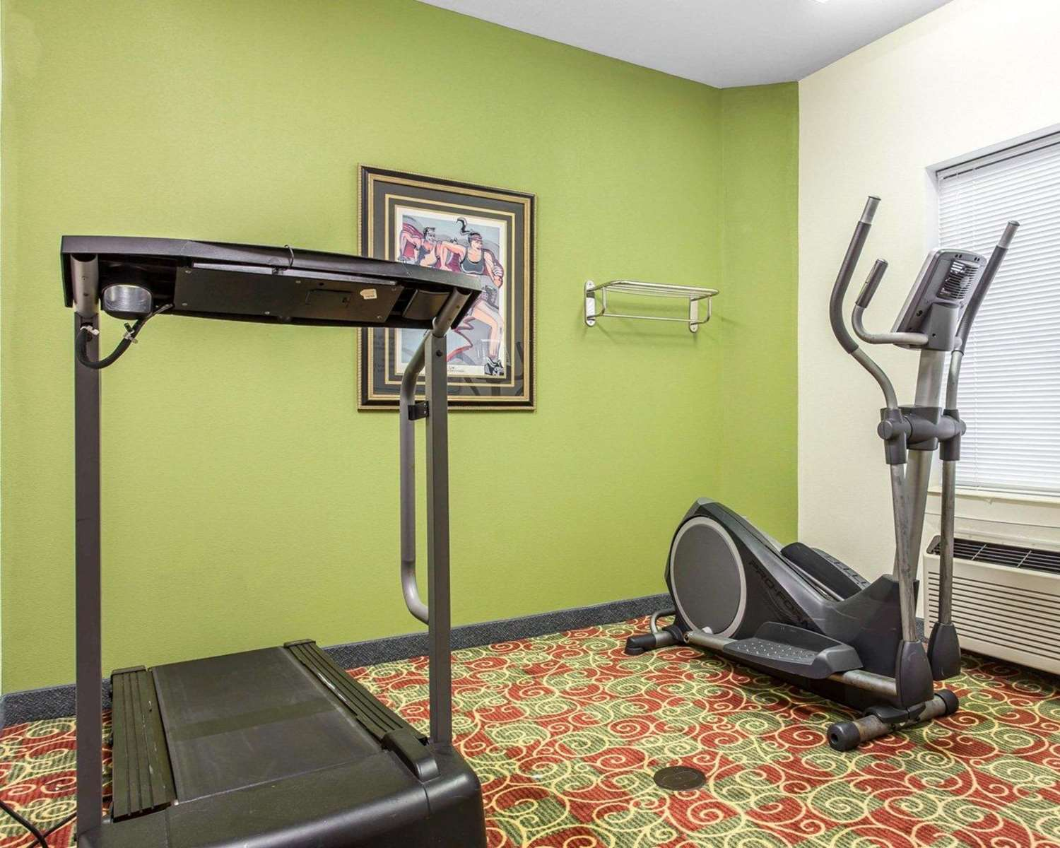 Fitness/ Exercise Room - Sleep Inn Northwest Columbia