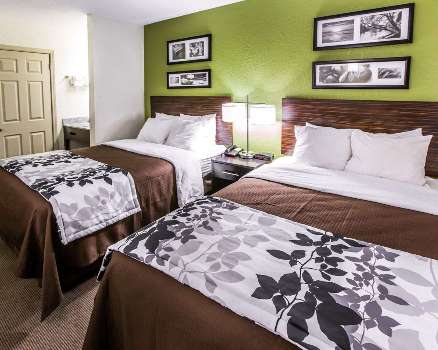 Room - Sleep Inn & Suites Myrtle Beach