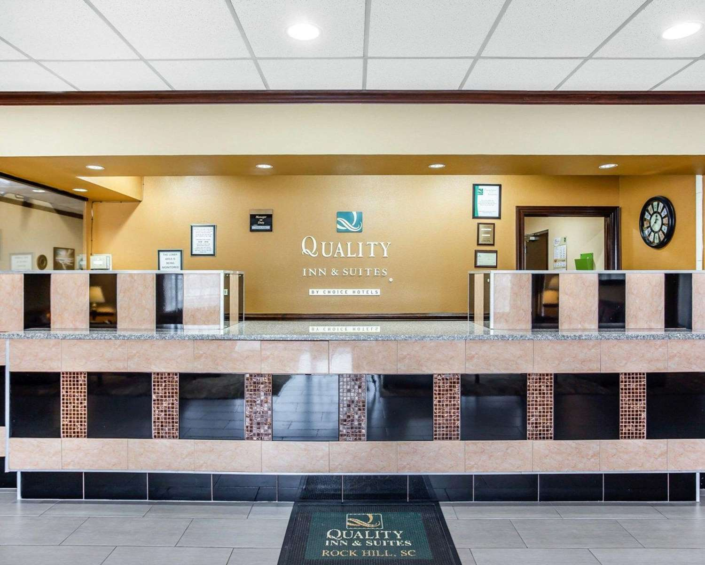 Lobby - Quality Inn Rock Hill