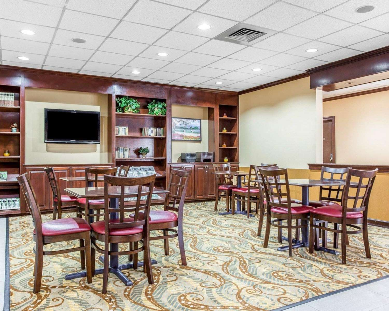 Restaurant - Quality Inn Rock Hill