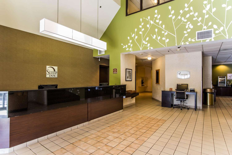 Lobby - Sleep Inn Columbia Airport West Columbia