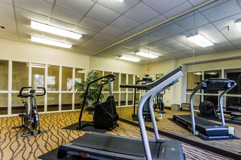 Fitness/ Exercise Room - Sleep Inn Columbia Airport West Columbia