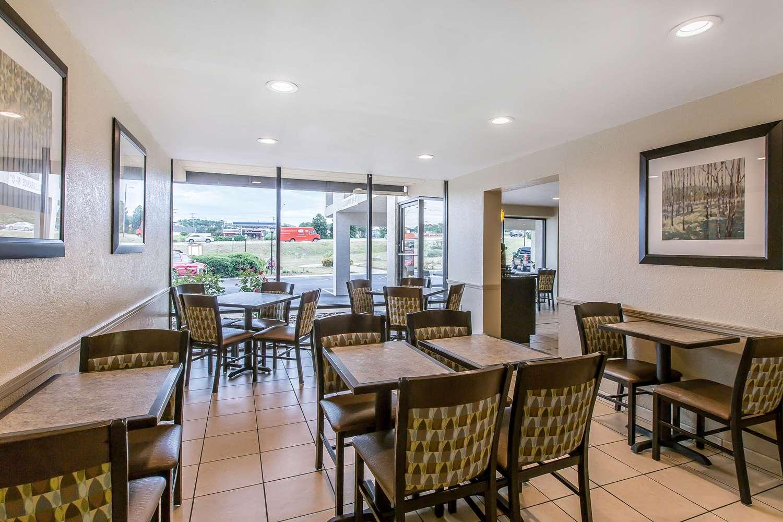 Restaurant - Quality Inn Easley