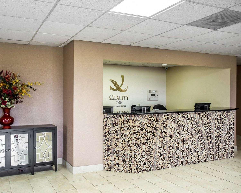 Lobby - Quality Inn Mullins