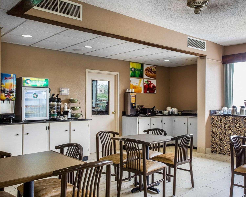 Restaurant - Quality Inn Mullins