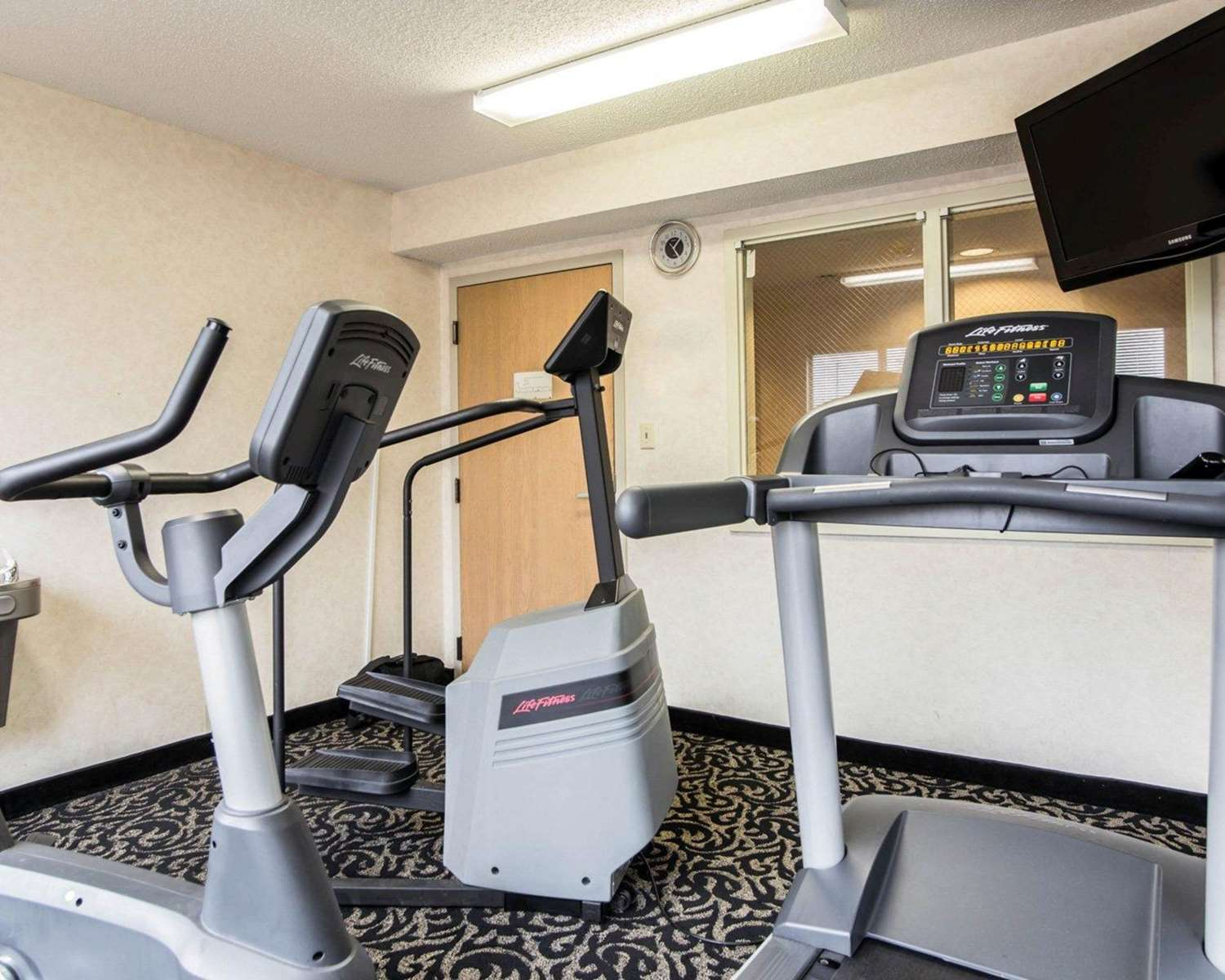 Fitness/ Exercise Room - Sleep Inn Florence