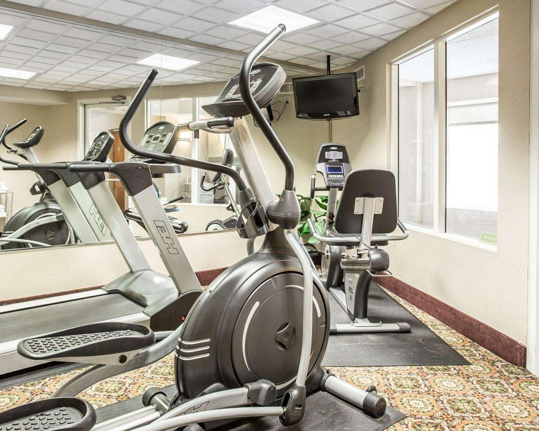 Fitness/ Exercise Room - Comfort Inn & Suites Walterboro