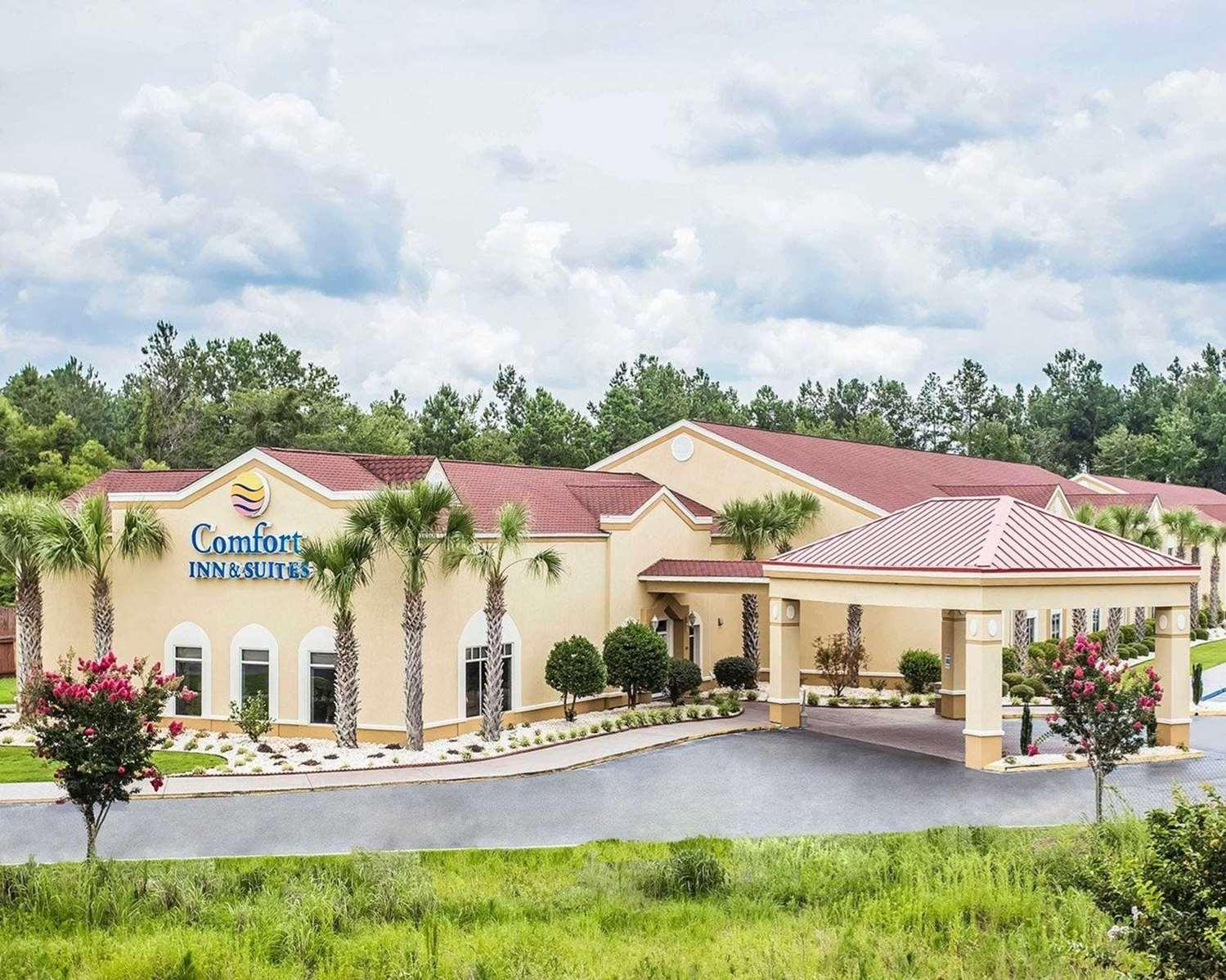Exterior view - Comfort Inn & Suites Walterboro