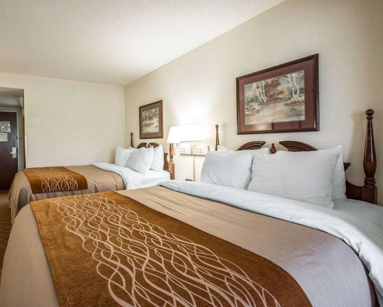 Room - Comfort Inn & Suites Spartanburg
