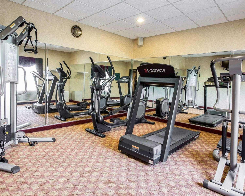 Fitness/ Exercise Room - Comfort Inn & Suites Spartanburg