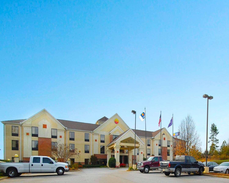 Exterior view - Comfort Inn & Suites Spartanburg