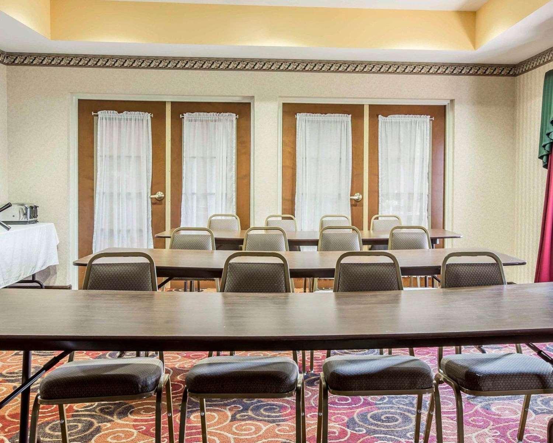 Meeting Facilities - Comfort Inn & Suites Spartanburg