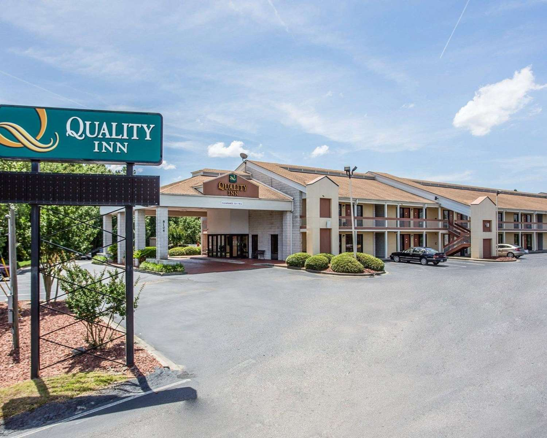 Exterior view - Quality Inn Columbia