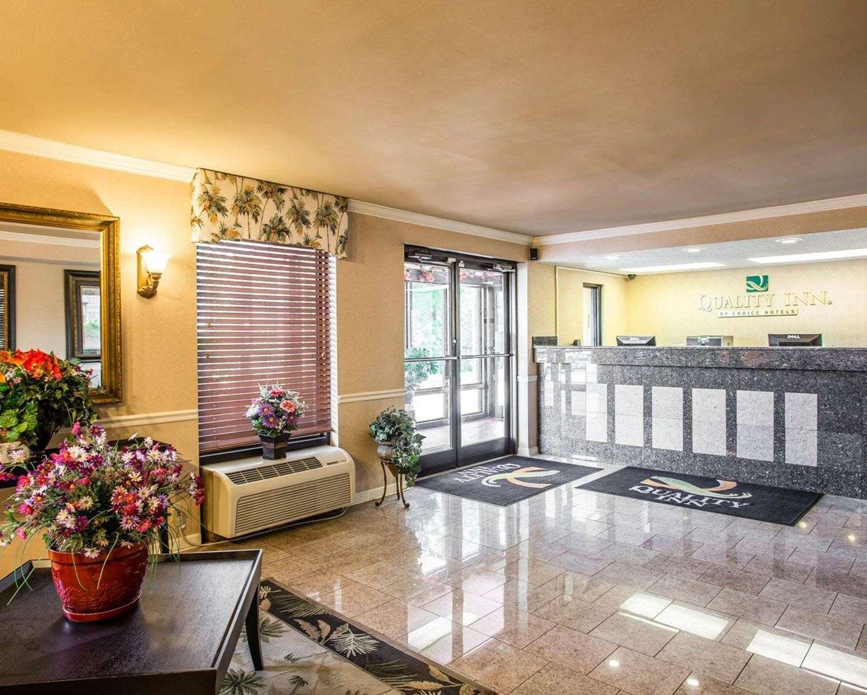 Lobby - Quality Inn Columbia