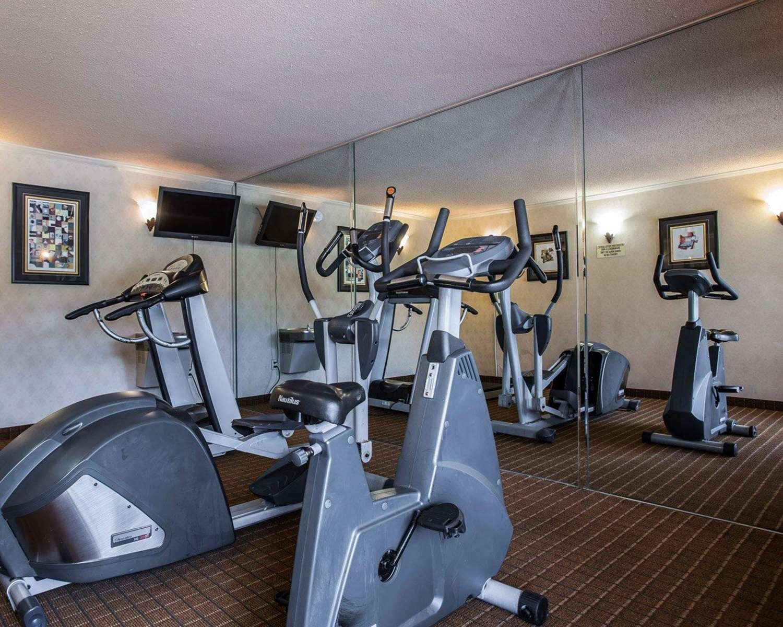 Fitness/ Exercise Room - Quality Inn Columbia