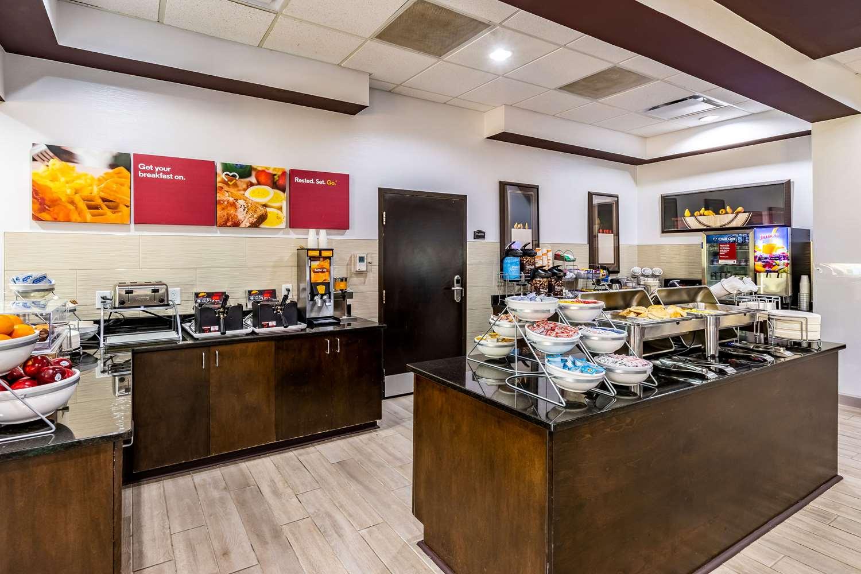 Restaurant - Comfort Suites Lexington