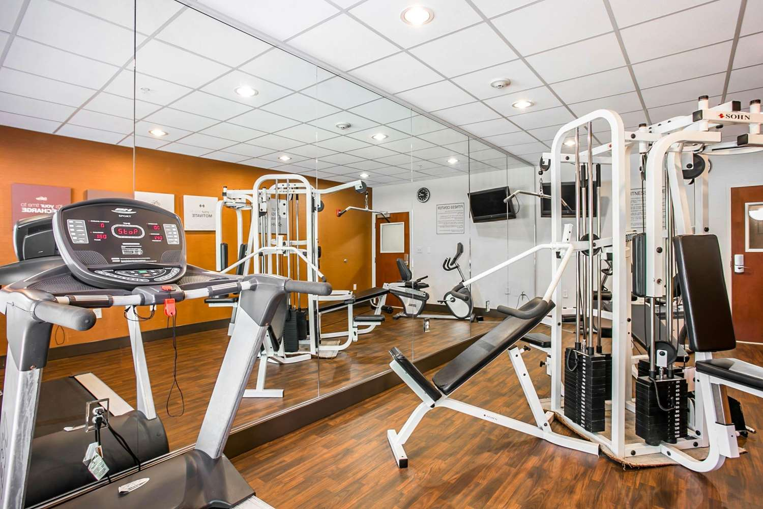 Fitness/ Exercise Room - Comfort Suites Columbia