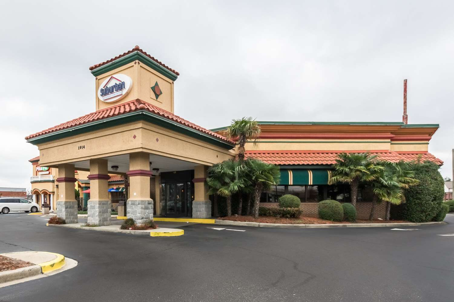 Exterior view - Suburban Extended Stay Hotel Florence