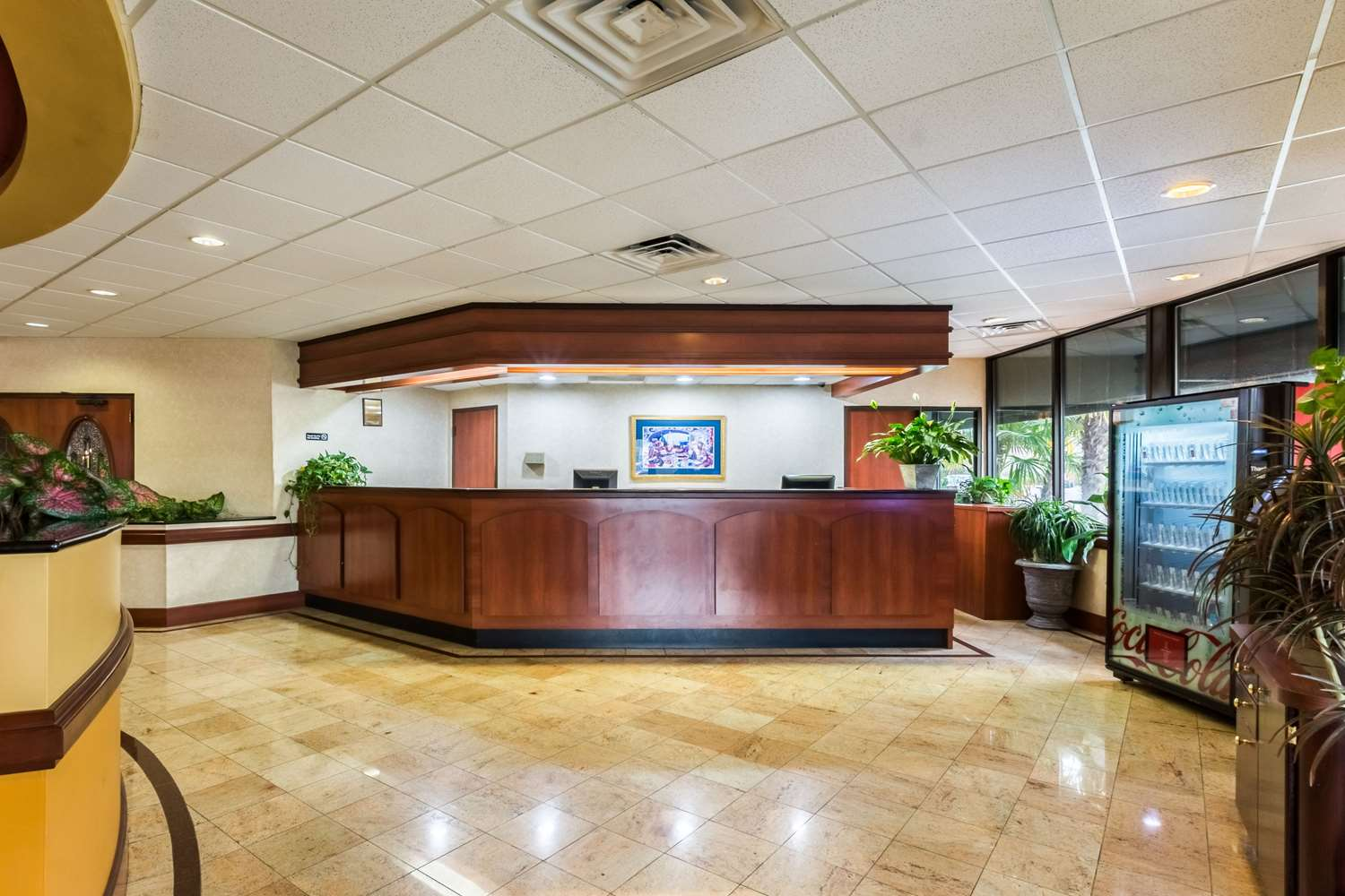 Lobby - Suburban Extended Stay Hotel Florence