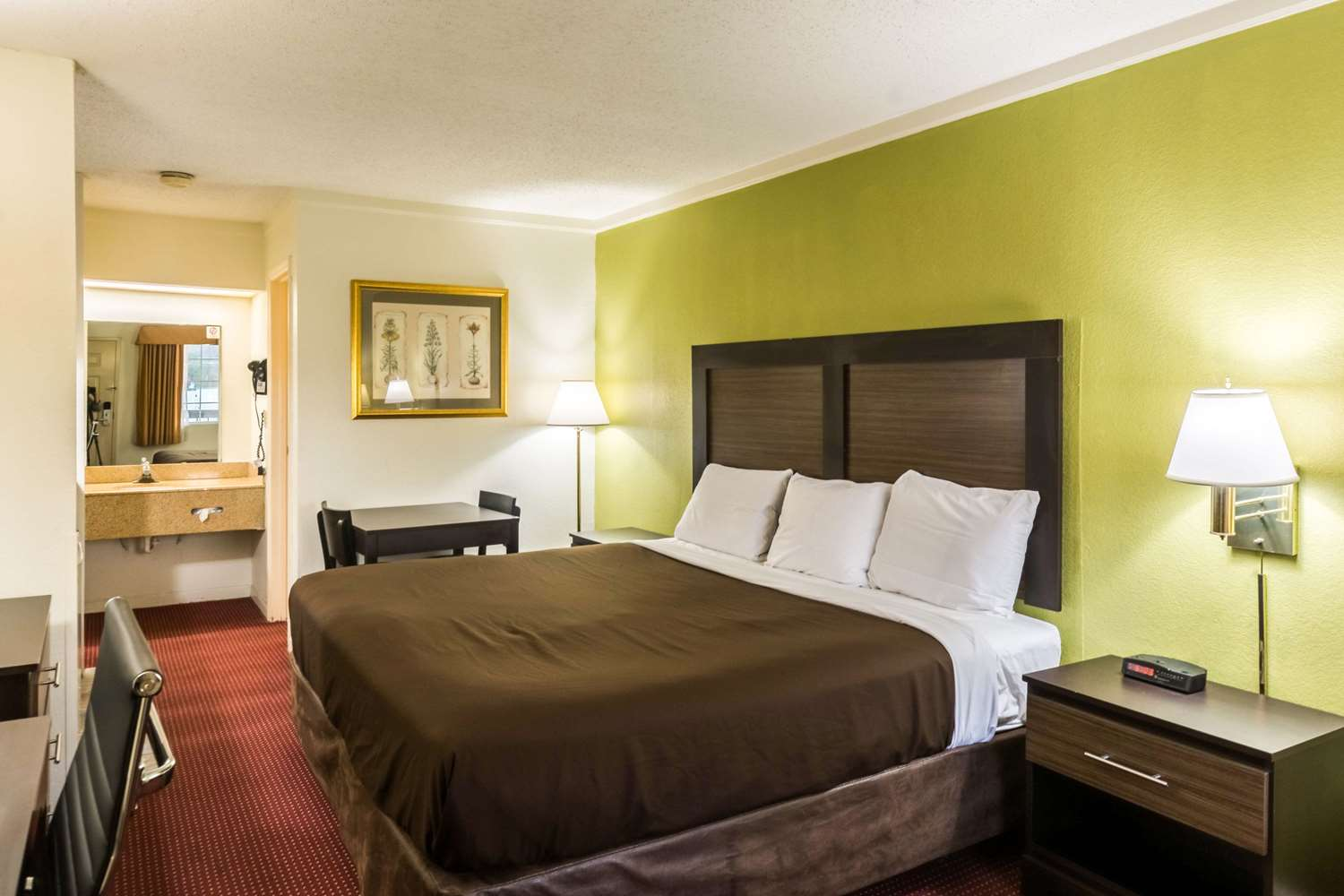 Room - Suburban Extended Stay Hotel Florence