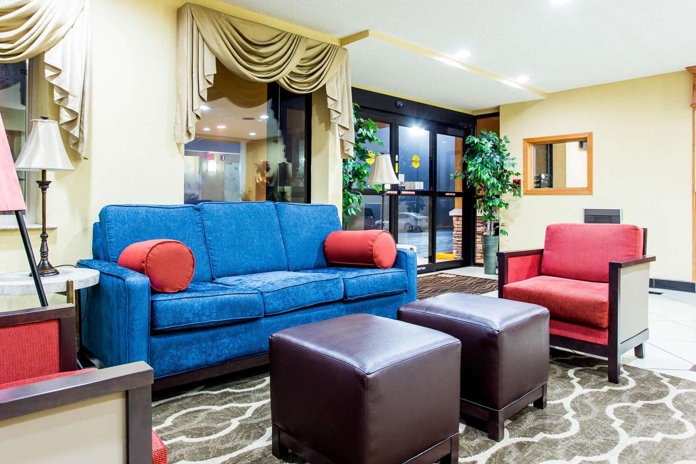 Lobby - Comfort Inn Columbia