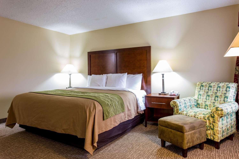 Room - Comfort Inn Columbia