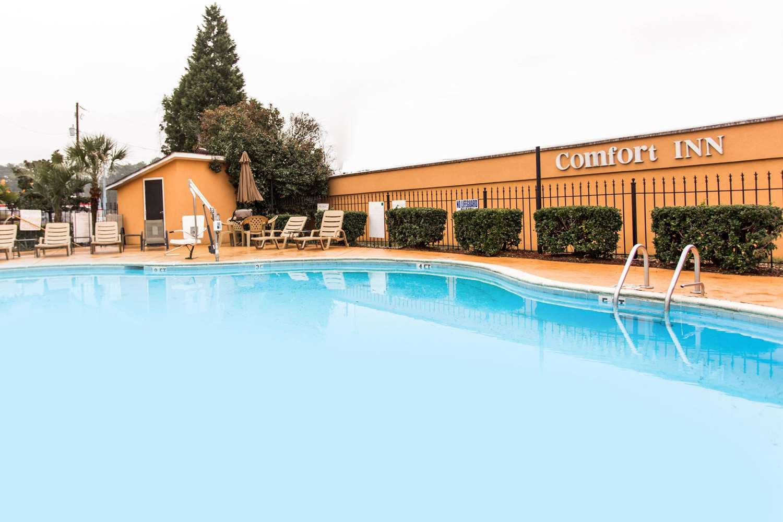 Pool - Comfort Inn Columbia